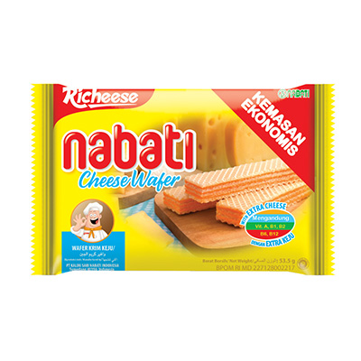 Richeese Nabati Wafer 53.5