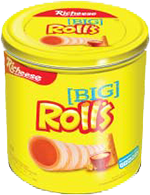 Richeese BIG Roll's 330gr